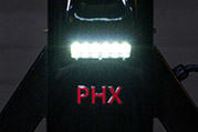 Floor Grinder The PHXD21 has led light to enlight your way